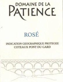 IGP Coteaux Pont du Gard pink AB